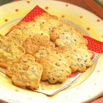 ダイエットでは糖質を抑えたおやつレシピ「ごまとおからのクッキー」